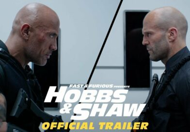 Fast & Furious Presents: Hobbs & Shaw – Official Trailer #2 [HD]